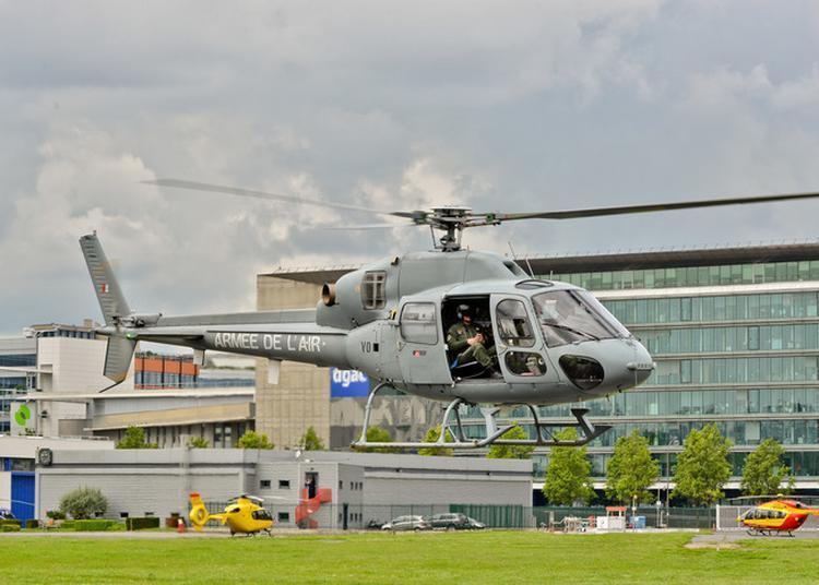 L'univers De L'hélicoptère à Issy les Moulineaux