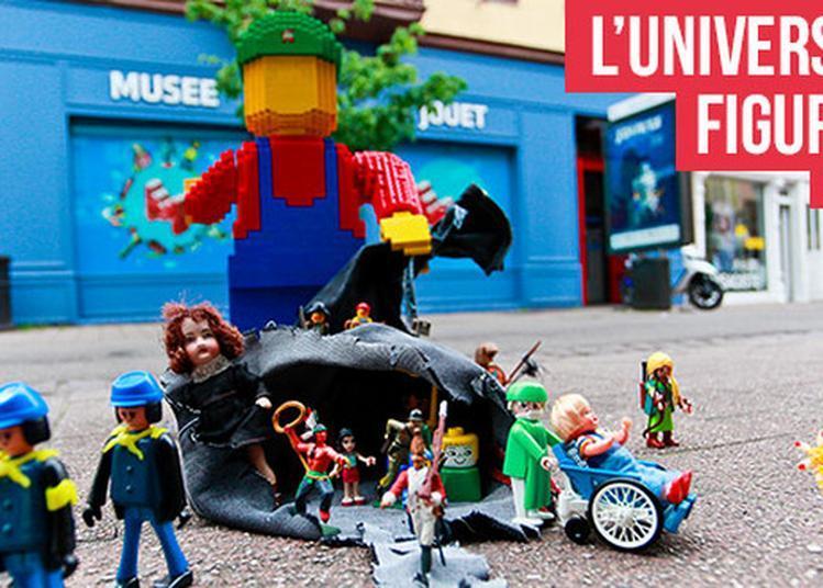 L'univers Des Figurines à Colmar