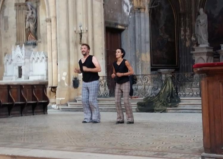 La Basilique Revisitée Par Le Clown Champion à Metz