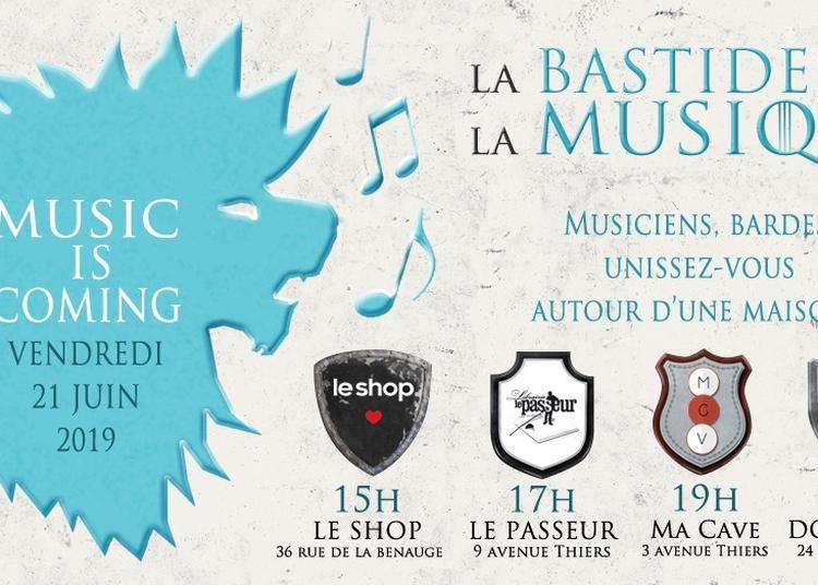 La Bastide fête la musique à Bordeaux