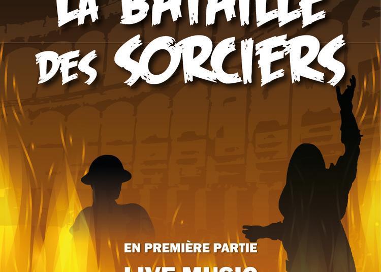 La bataille des sorciers à Paris 17ème