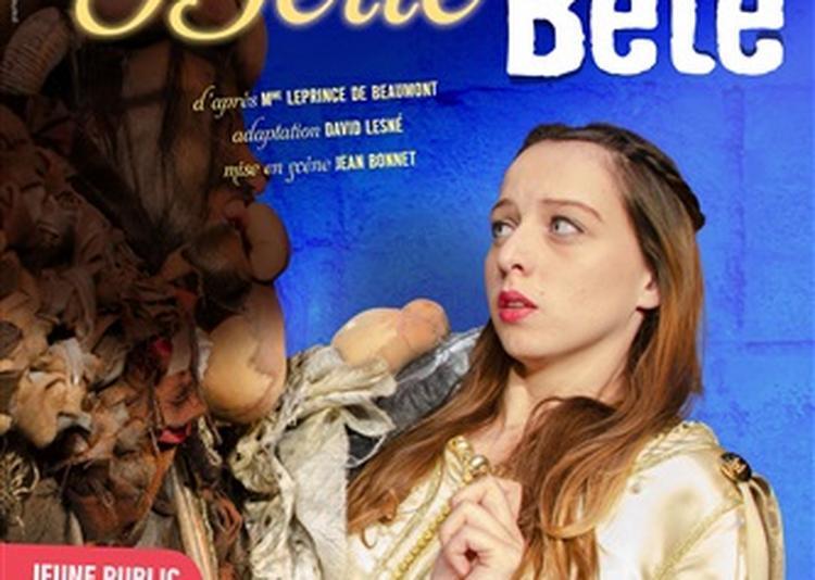 La Belle et la Bête à Boulogne Billancourt