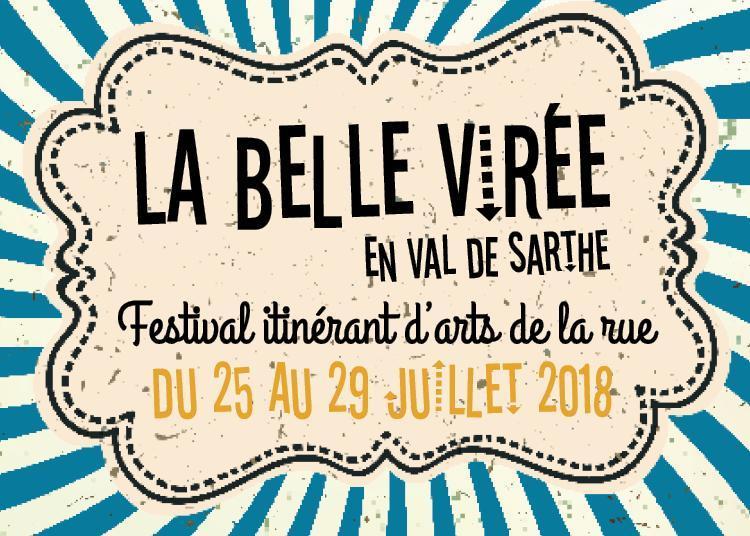 La Belle Virée en Val de Sarthe à Cerans Foulletourte