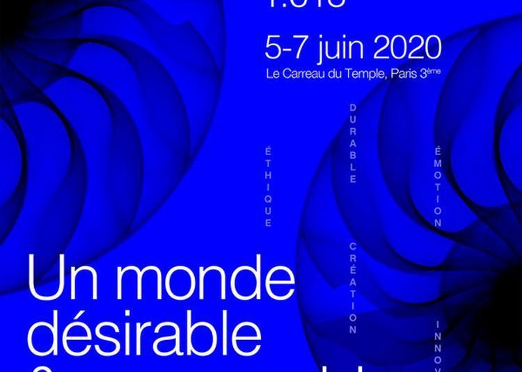 La Biennale 1.618 à Paris 3ème