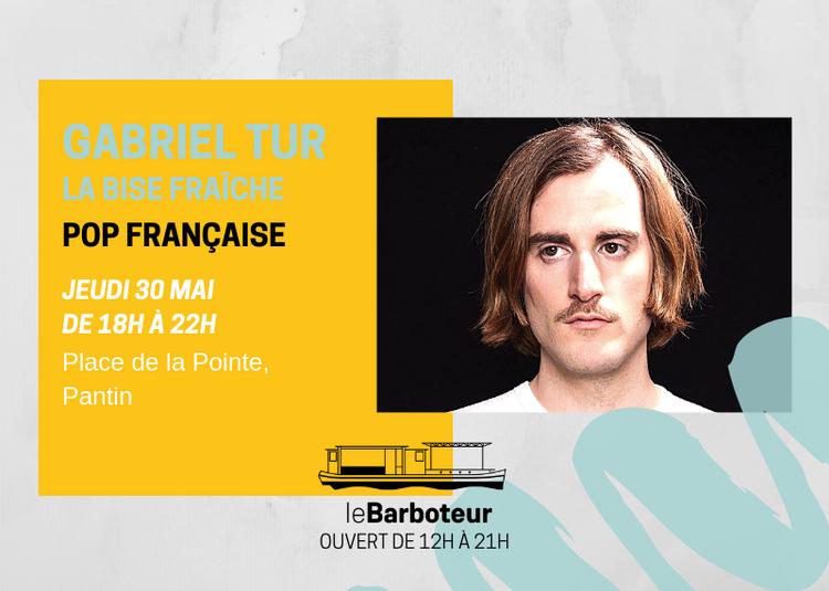 La Bise Fraîche - Gabriel Tur à Pantin