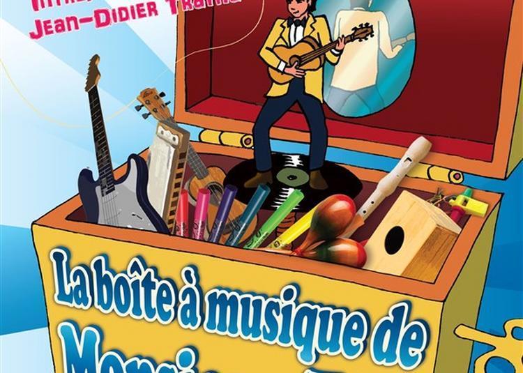 La Boite À Musique De Monsieur Zic à Marseille