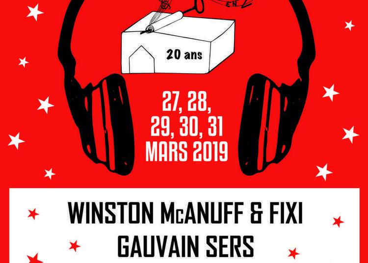 La Boite En Zinc Fait Son Festival à Chanteix