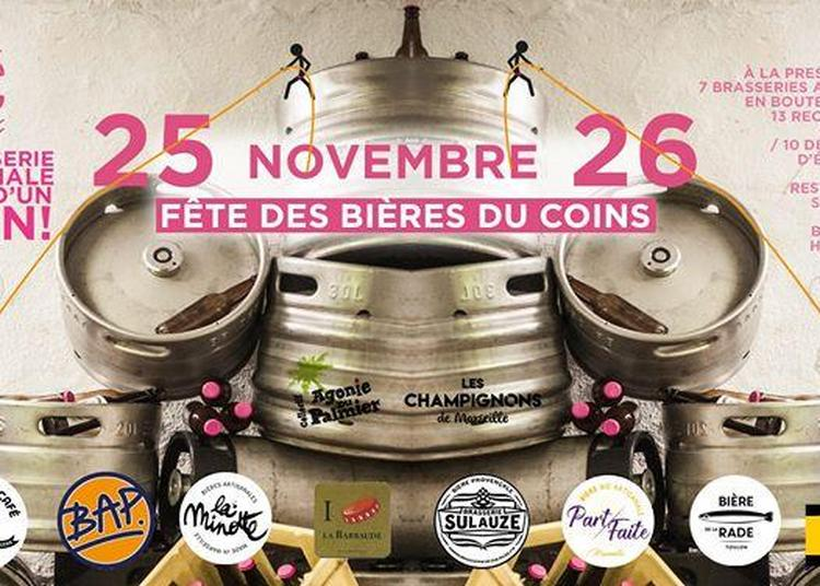 La Brasserie Communale monte d'un cran! à Marseille
