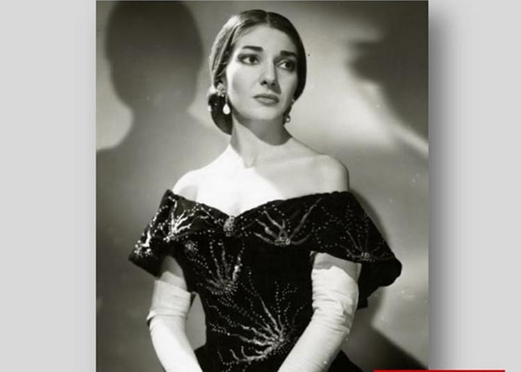 La Callas, Une Vie, Un Destin à Nancy