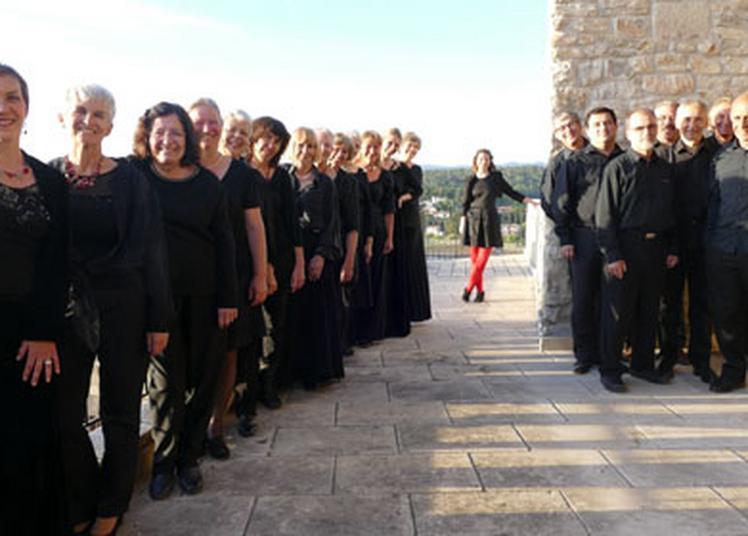 La Camerata Vocale à Draguignan