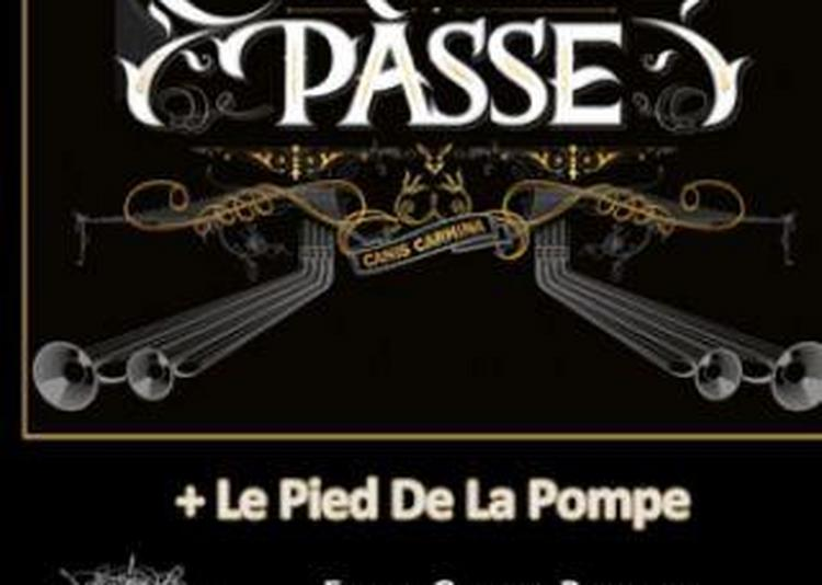 La Caravane Passe + Le Pied De La Pompe à Feytiat