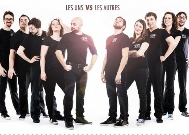 La Carpe Haute : Match d'impro ! à Strasbourg