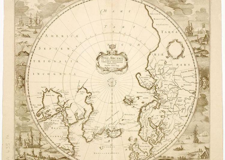 La Cartographie Des Régions Polaires : Du Mythe Aux Images Satellite à Paris 5ème