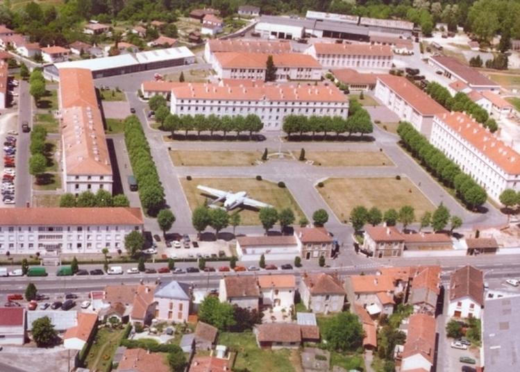 La caserne Bosquet à Mont de Marsan