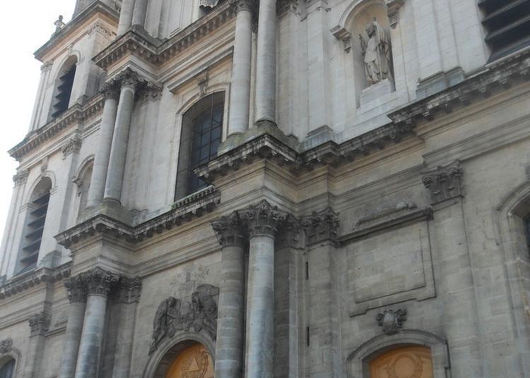 La Cathédrale ; Chef-d'oeuvre Architectural De Betto, D'hardouin-mansart Et De Boffrand ! à Nancy