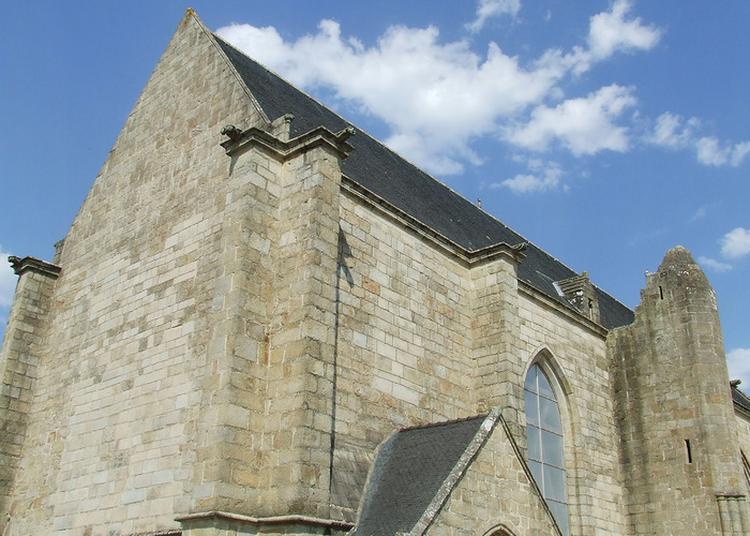 La Chapelle Du Saint-esprit, Plus Vieil édifice D'auray à Auray