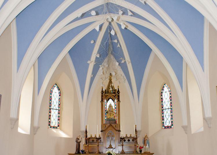 La Chapelle Notre-dame De Pitié De Provins À Annecy-le-vieux à Annecy le Vieux
