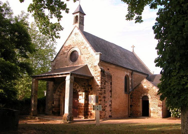 La Chapelle Notre-dame-des-vertus à La Fleche