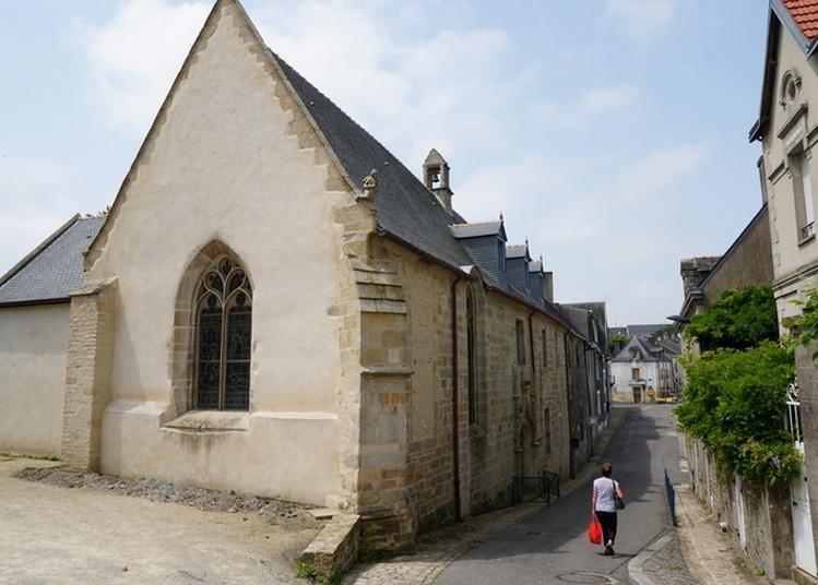 La Chapelle Saint Eutrope, Un Rare Exemple De Patrimoine Hospitalier Médiéval En Bretagne à Quimperle