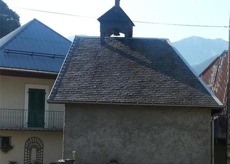 La Chapelle Saint Joseph Du Hameau De Etre à Jarsy