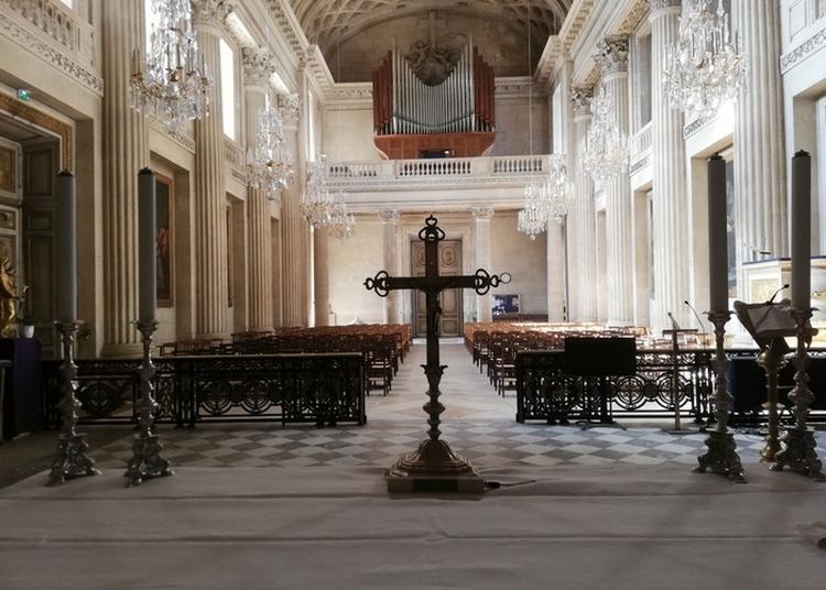 La Chapelle Saint Louis De L'École Militaire à Paris 7ème
