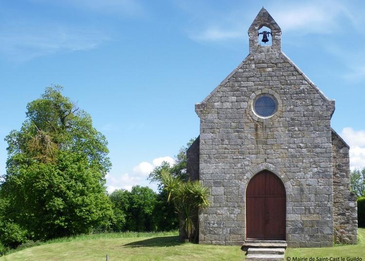 La Chapelle Sainte-brigitte à Saint Cast le Guildo