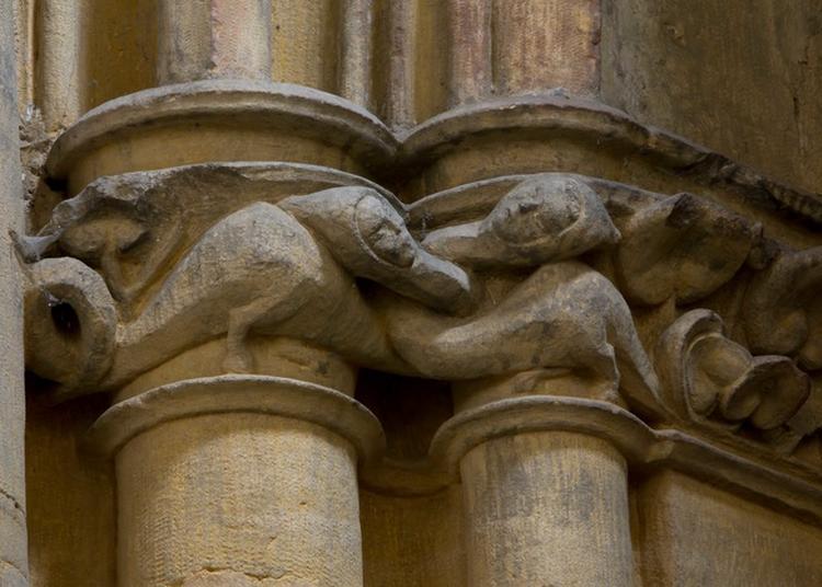 La Chasse Aux Monstres De La Basilique à Metz