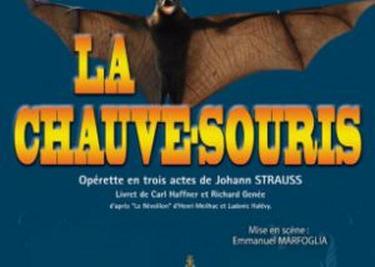 La Chauve-Souris à Enghien les Bains
