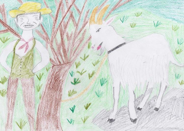 La chèvre de Monsieur Seguin à Douai