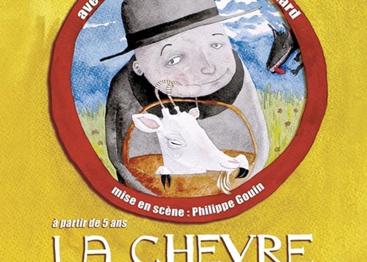 La Chèvre de M. Seguin       Aline et art atelier de la nonette à Saint Chamond