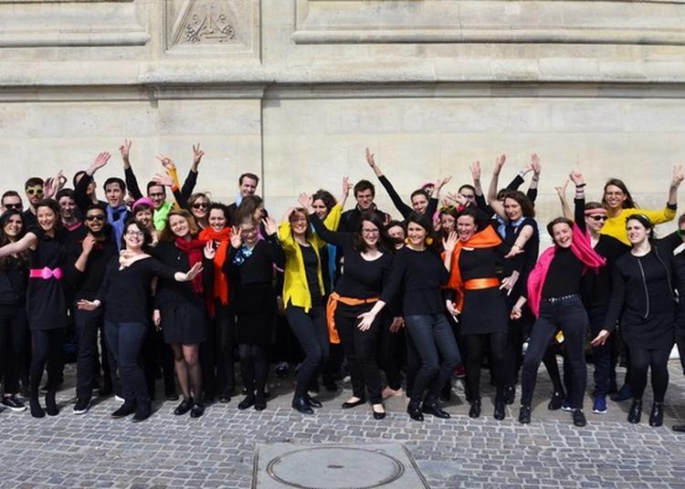 La Chorale De Jeunes Incognito ! à Paris 1er
