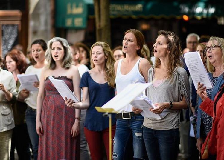 La chorale de Noël version pop ! à Paris 12ème