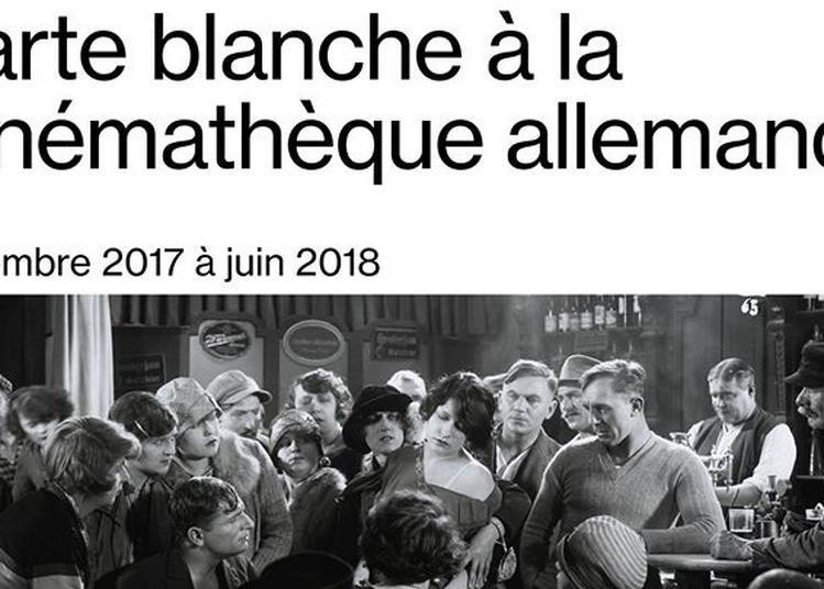 La Cinémathèque allemande à Marseille