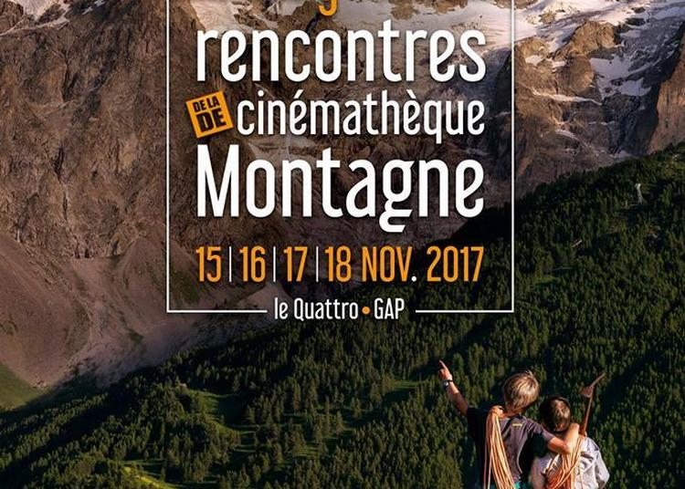 La Cinematheque De Montagne 2017