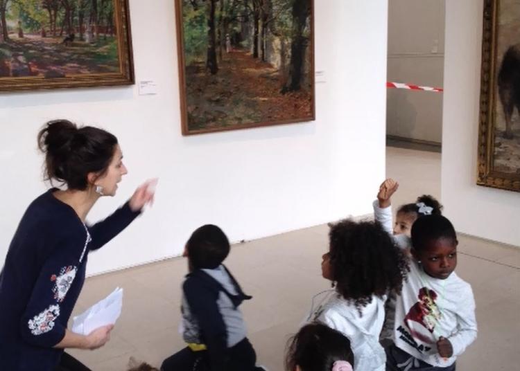 La Classe, L'oeuvre ! Autour De L'arbre à Nancy