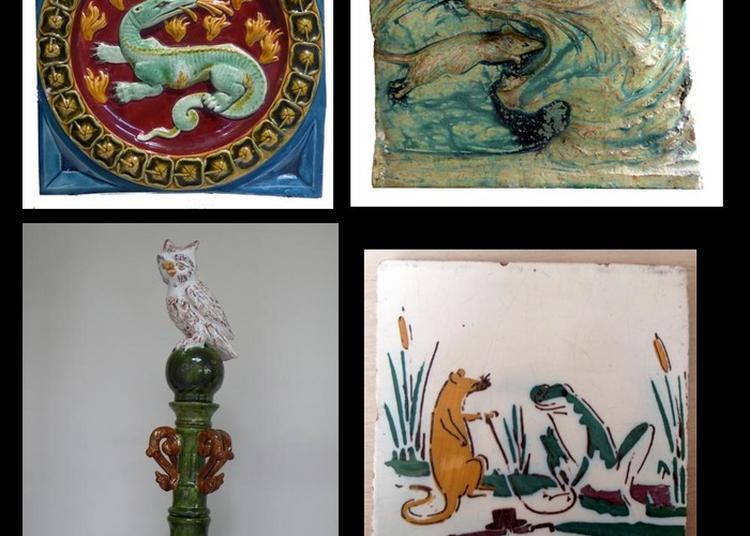 La Classe, L'oeuvre Autour De La Collection Céra'brique à Romorantin Lanthenay