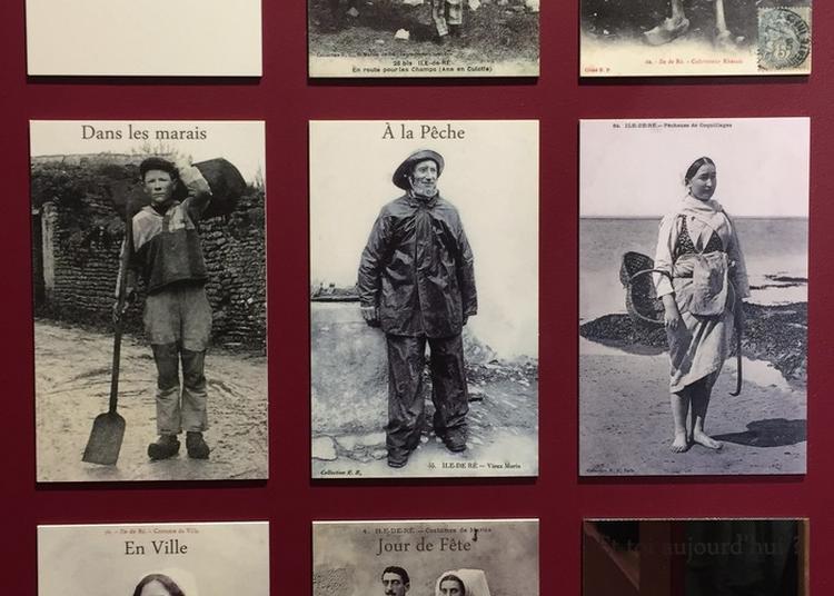La Classe, L'oeuvre, Exposition «se Faire Tirer Le Portrait » à Saint Martin de Re