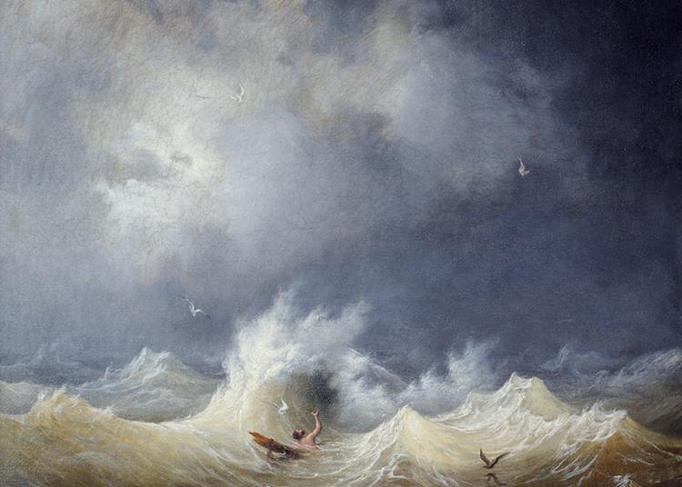 La Classe, L'oeuvre : La Mer En Mouvements ! à Brest