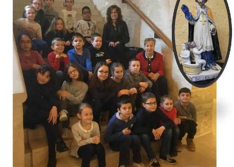 La Classe, L'oeuvre ! : Les Oeuvres Du Musée... à Travers Mes Yeux à Nevers