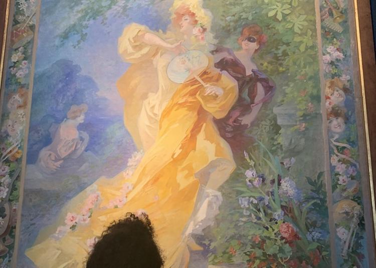 La Classe, L'oeuvre ! : Médiation Théâtralisée à Nice