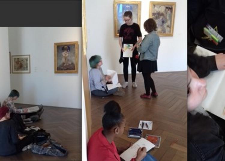 La Classe, L'oeuvre! ! : Médiations Sensorielles Sens à Danser à Nice