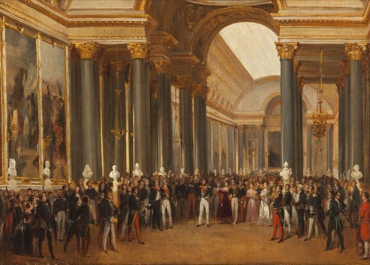 La Classe, L'oeuvre ! : Mettre En Scène L'histoire De France à Versailles