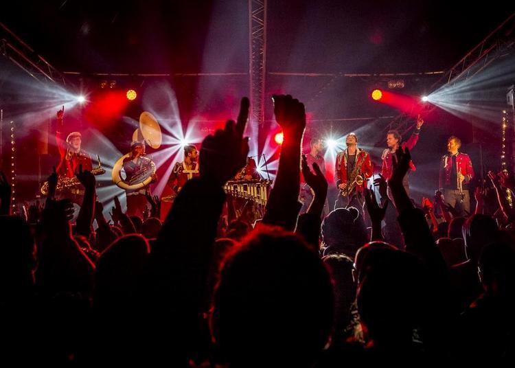 La Clusaz Presente : Radio Meuh Circus Opening à Paris 20ème