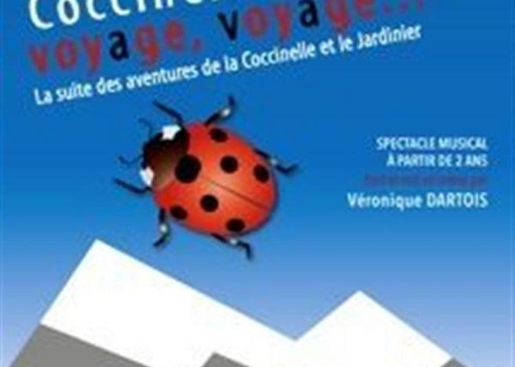 La Coccinelle Voyage Voyage à Paris 5ème