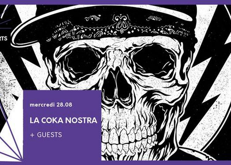 La Coka Nostra - Date Unique En France à Paris 13ème