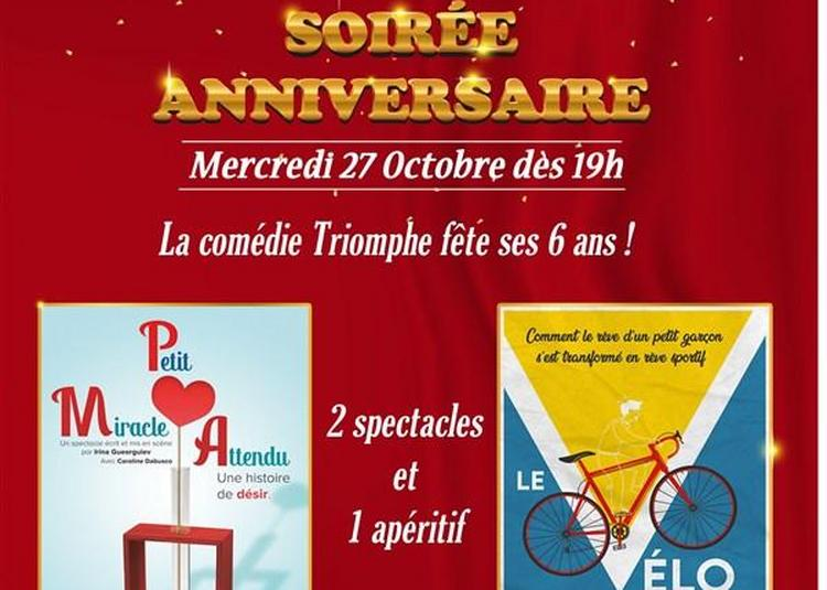 La Comédie Fête Son Anniversaire, 6 Ans ! à Saint Etienne