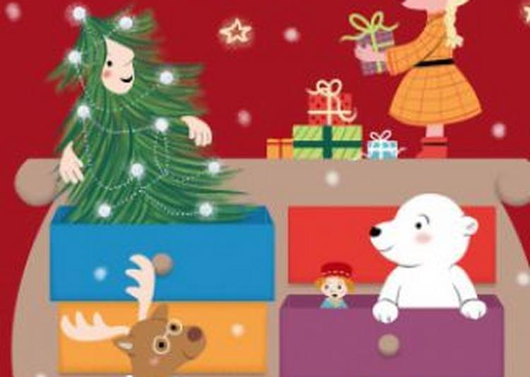 La Commode À Histoires - Des Histoires De Noël à Cugnaux