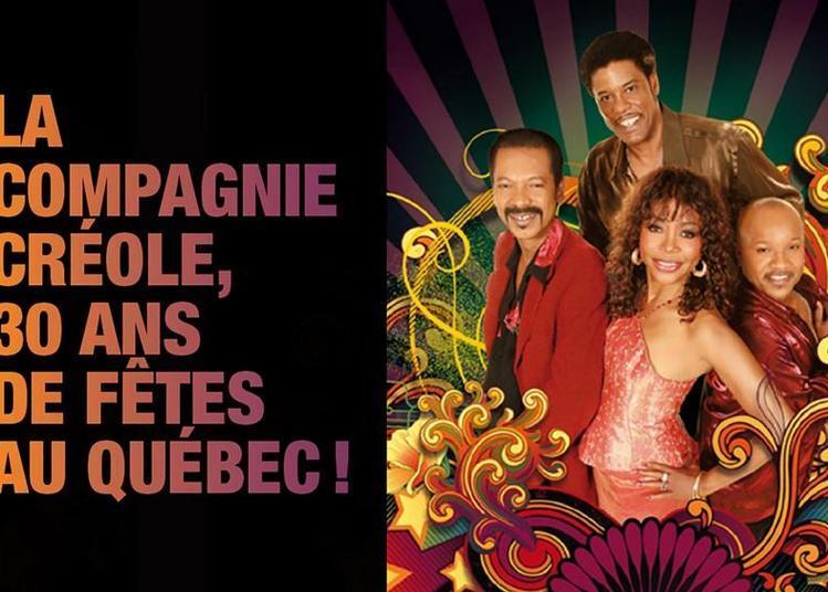 La Compagnie Creole à Thionville