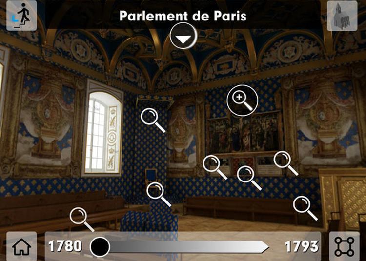 La Conciergerie et Histopad à Paris 1er