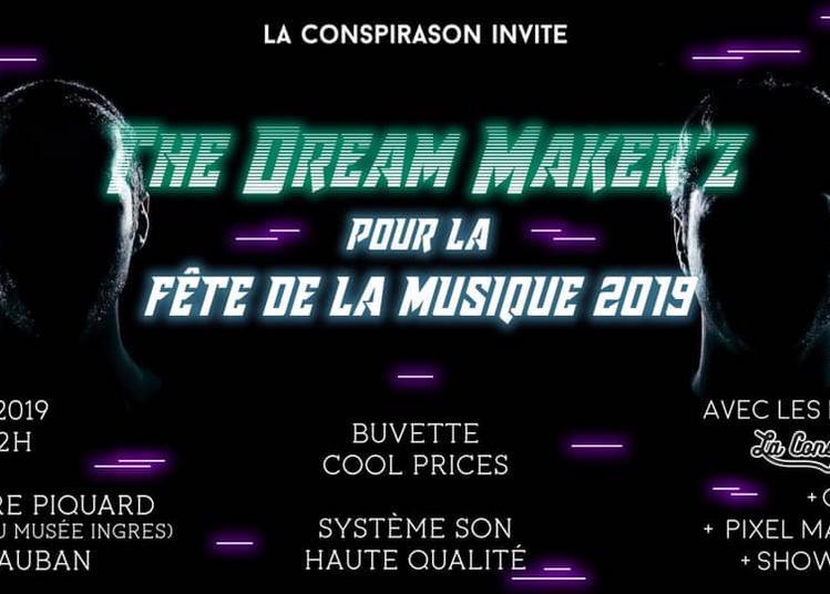 La ConspiraSon invite The Dream Maker'z à Montauban